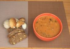 Funghi del goulash Immagini Stock