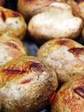 Funghi di Portobello Fotografie Stock Libere da Diritti
