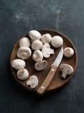 Funghi freschi Immagine Stock Libera da Diritti