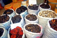 Fungus at Qinping Market, Guangzhou, China Royalty Free Stock Photos