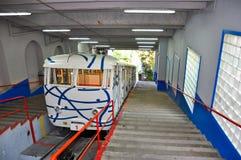 Funicolare halny Tibidabo. Obraz Stock