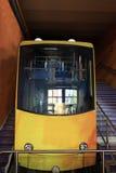 Funicular για να επικολλήσει Lycabettus Στοκ φωτογραφία με δικαίωμα ελεύθερης χρήσης
