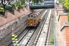 Funicular Stock Photo