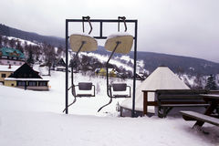 Funicular Royalty Free Stock Image