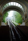 Funicular Royalty Free Stock Photos