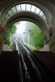 funicular royaltyfria foton