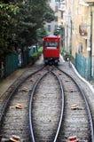 Funicular Bertani - Portello-Genova Stock Photos