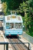 Funicular coach Stock Image