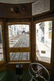 Funicular da Bica Zdjęcie Stock