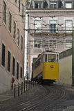Funicular da Gloria. Royalty Free Stock Images