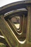 The Funicular de Paranapiacaba museum Royalty Free Stock Photos