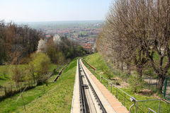 Funicular Royalty Free Stock Image