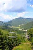 Funicular in jeseniky mountains Stock Photo