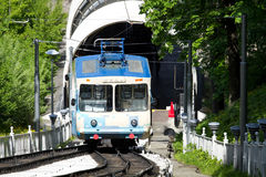 Funicular in Kiev Royalty Free Stock Photo