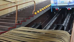 Funicular. Kiev. Ukraine stock video