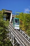Funicular of Old Quebec City, Canada Royalty Free Stock Photos
