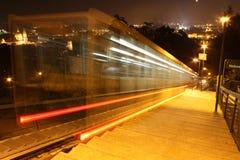Funicular Petrin Fotografia Royalty Free