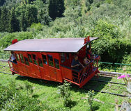 Funicular Railway Stock Photography