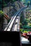Funicular railway penang Royalty Free Stock Photos