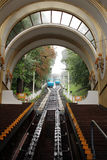 Funicular railway Royalty Free Stock Photos