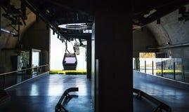 Funicular Royalty Free Stock Photos