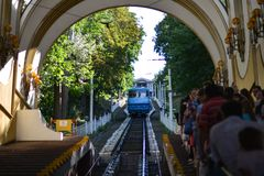 Funicular Stock Photography