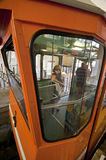 The Funicular Vagon Royalty Free Stock Photo