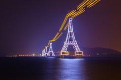 Funicular Vinpearl, Βιετνάμ Στοκ εικόνες με δικαίωμα ελεύθερης χρήσης