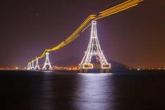 Funicular Vinpearl, Βιετνάμ Στοκ φωτογραφία με δικαίωμα ελεύθερης χρήσης