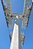 Funiculares Foto de archivo libre de regalías