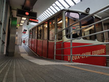 Funiculares de Lyon Fotos de archivo