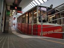 Funiculari di Lione Fotografie Stock