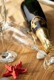 Funkelnde Champagne Lizenzfreie Stockbilder
