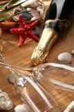 Funkelnde Champagne Lizenzfreies Stockfoto