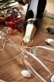 Funkelnde Champagne Lizenzfreies Stockbild