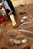 Funkelnde Champagne Stockfotografie