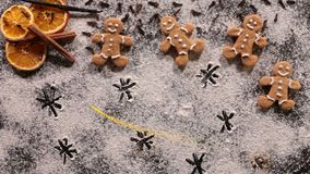 Funkelnder swooshing Streifen der hellen Zeichnung spielen Funkeln im Mehl die Hauptrolle stock video