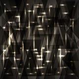 Funkelndes Muster der Vektorholzkohle von Scherben Für Dekoration von festlichen Gegenständen, von Papier und von Gewebe vektor abbildung