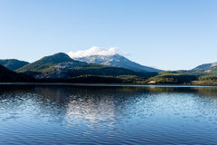 Funken See, Oregon Lizenzfreies Stockfoto
