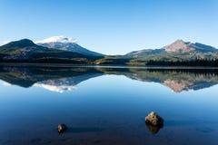 Funken See, Oregon Stockfoto