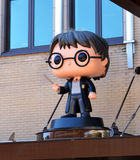 Funko Harry Potter Close Up Fotografia Stock