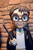 Funko Harry Potter with Wand Stock Image