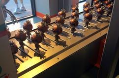 Funko-Junge Freddy Production Line Lizenzfreie Stockbilder