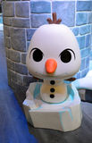 Funko Olaf from Disney`s Frozen Stock Image