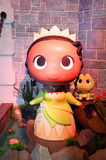 Funko Princess Tiana from Disney Stock Photo