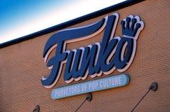 Funko sklep Obrazy Stock