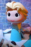 Funko Elsa from Disney`s Frozen Royalty Free Stock Images