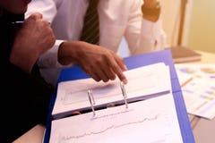 Funktionsduglig affär i regeringsställning begreppet för lyckat arbete till målet av organisationen Arkivbilder