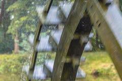 Funktionsdugligt skovelhjul Royaltyfri Fotografi