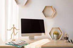 Funktionsraum zu Hause lizenzfreie stockfotografie